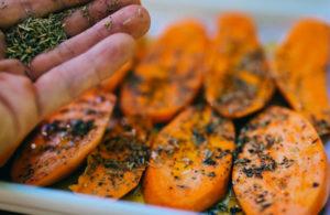 blog image for sweet potato health benefits
