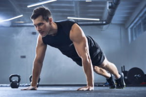 blog image for getting lean with bodyweight