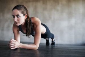 blog image for why women need a strong core