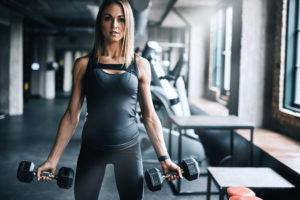 blog image for why strong is sexy for women