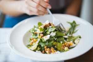 blog image for salad recipe