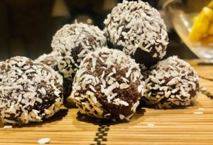 blog image for protein ball recipe