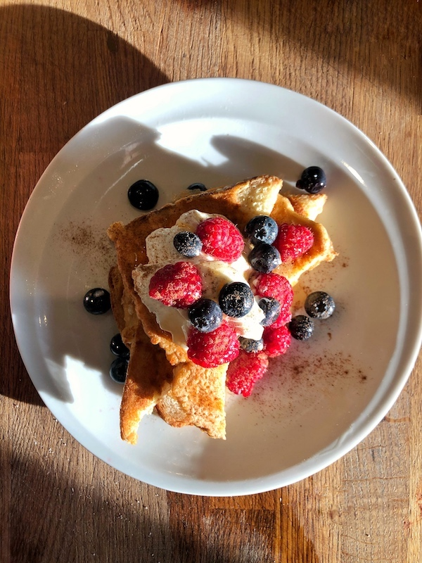 protein french toast image for recipe